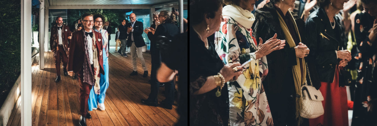 Outstanding Wedding Reportage in Palermo arrival of the spouses Tommaso D'Angelo Photographer