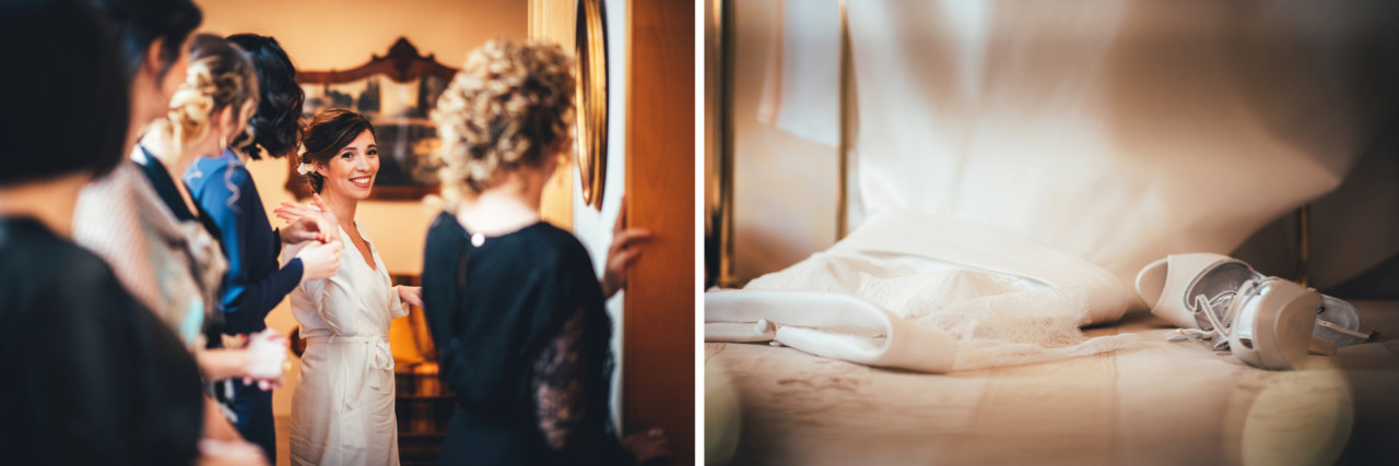 A Joyful Wedding Reportage in Alcamo Getting Ready Bride Tommaso D'Angelo Photography