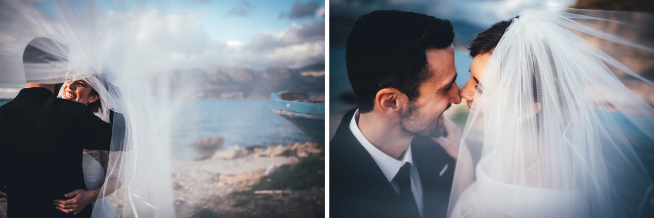 A Joyful Wedding Reportage in Alcamo Couple Portrait Tommaso D'Angelo Photography