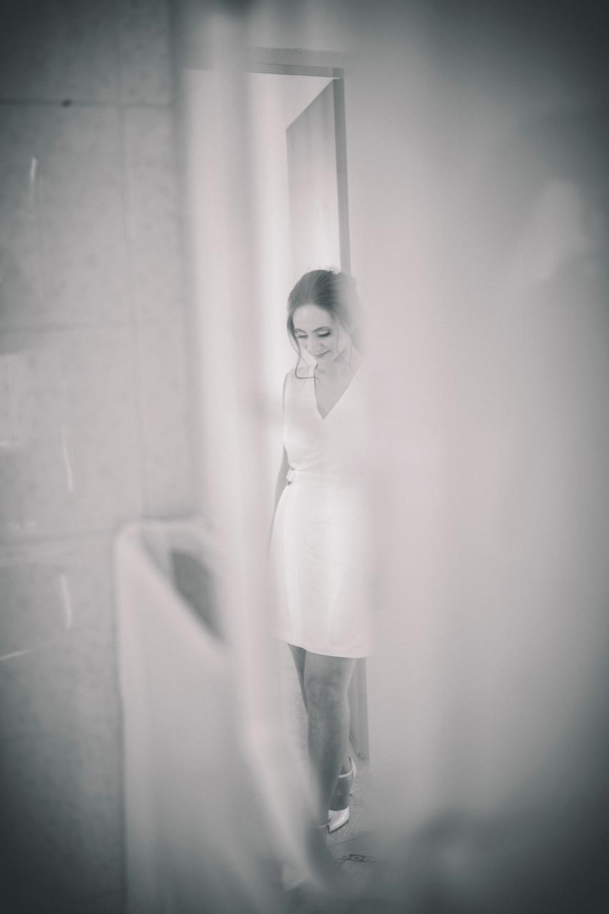 Vestizione della sposa. Fotografia di Tommaso D'Angelo
