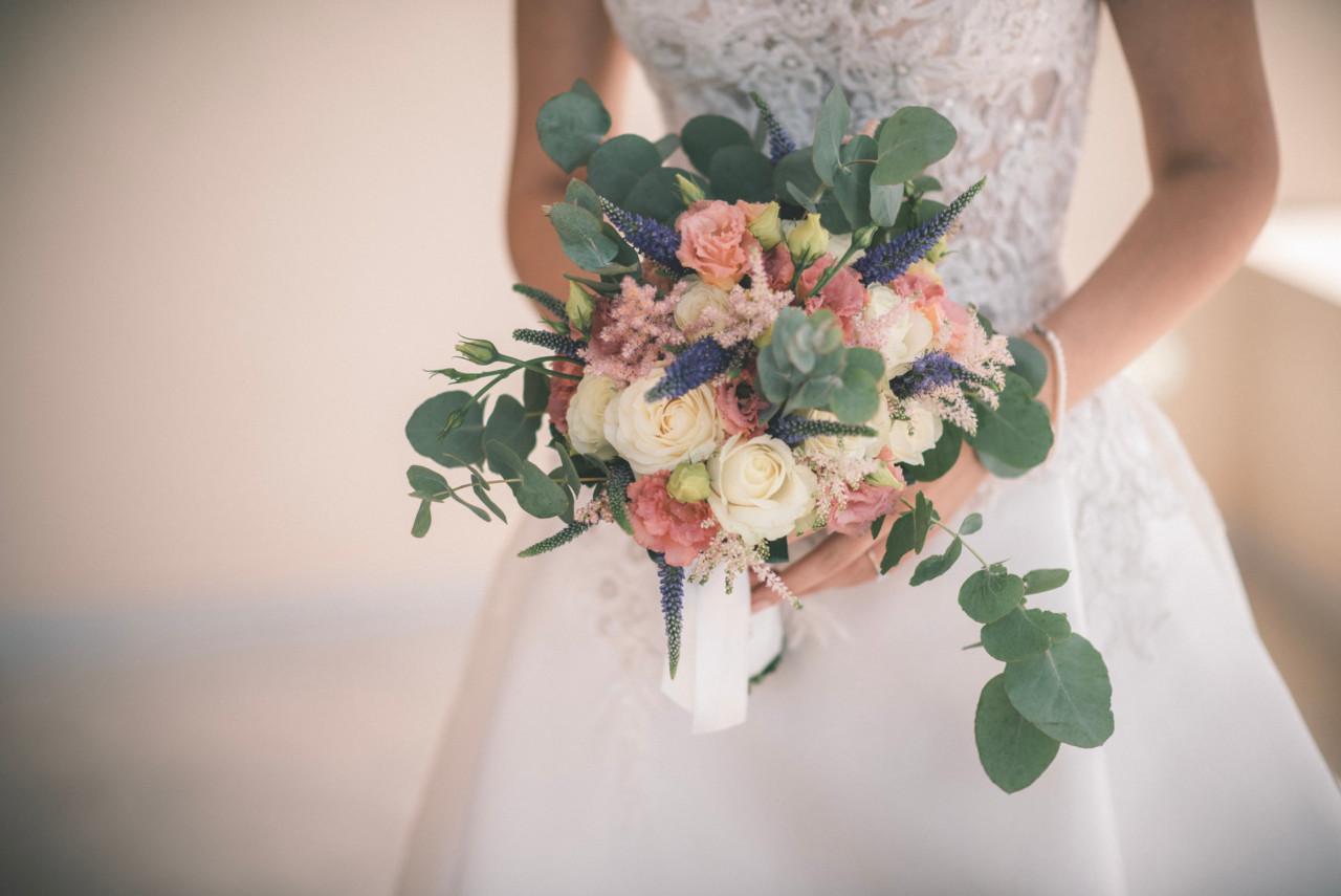 Bouquet Sposa. Fotografia di Tommaso D'Angelo