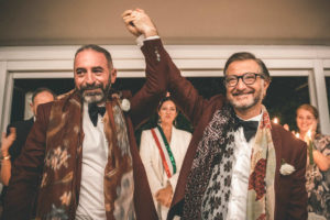 Cerimonia Matrimonio Gay a Palermo